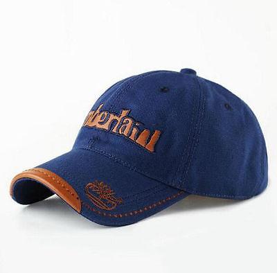 Blå Timberland cap