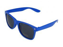 Blå Wayfarer solbriller