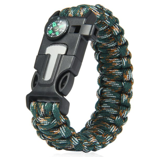 Camouflage armbånd