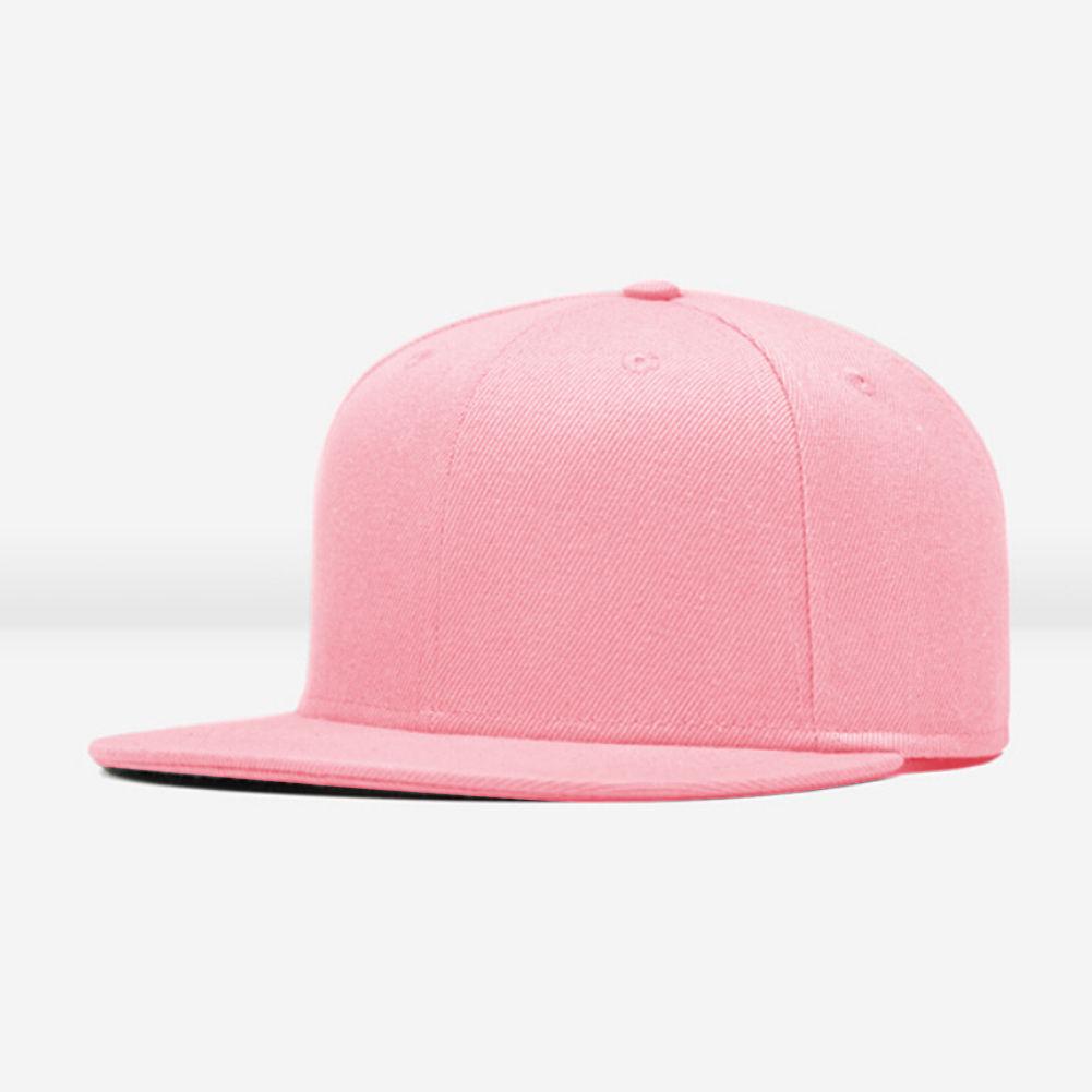 Lyserød caps