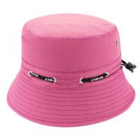 Pink Bucket hat.
