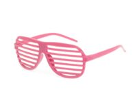Pink retro partybriller