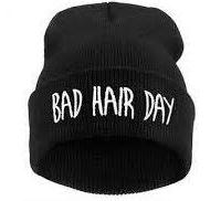 "Sort hue ""Bad hair day"""