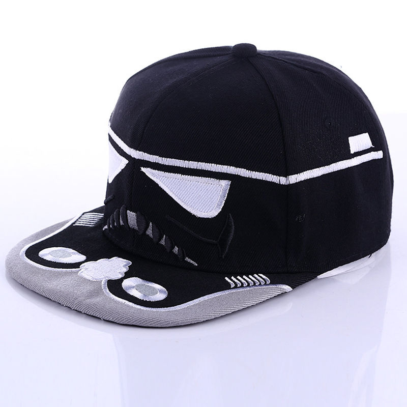 Star Wars cap.