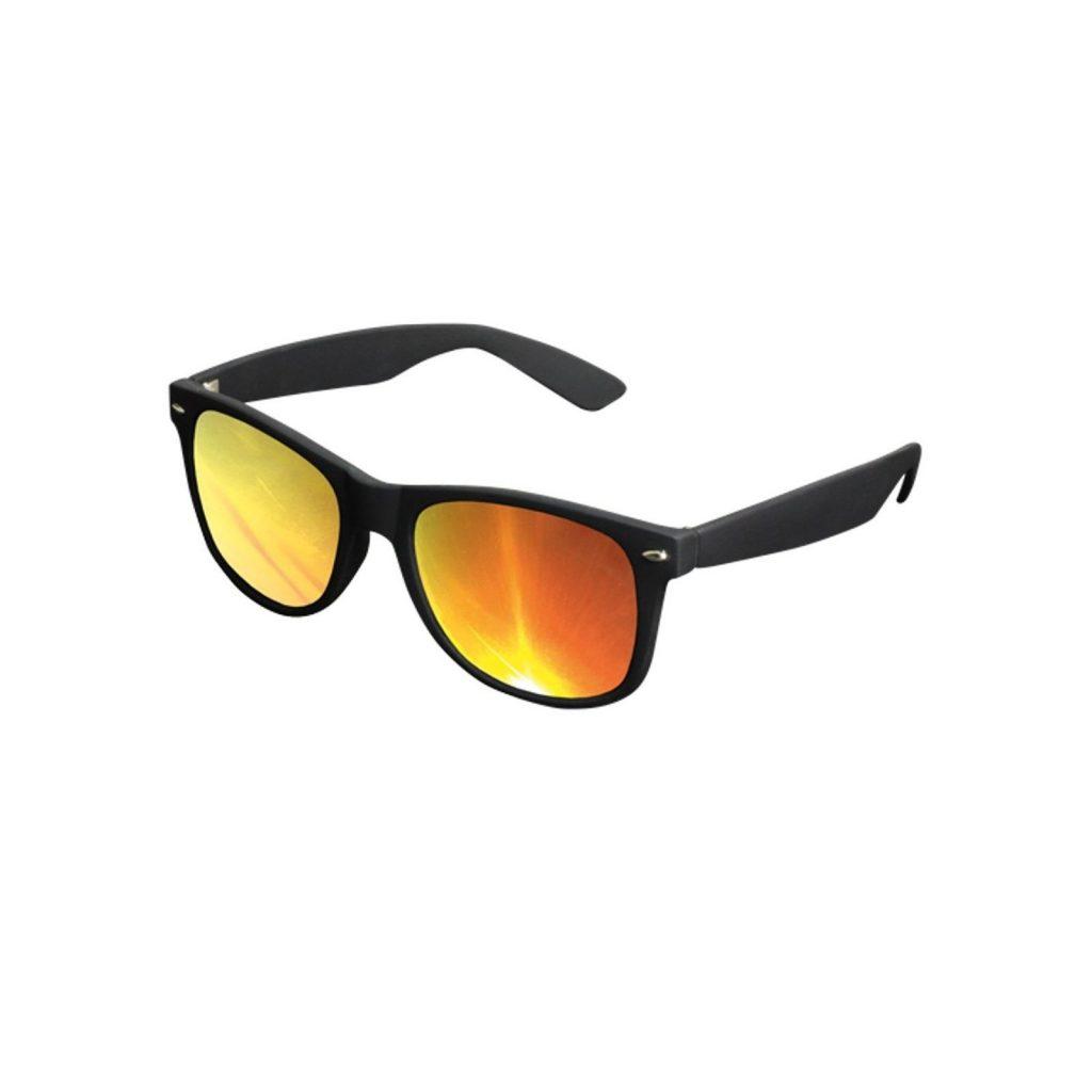 Wayfarer solbriller med Bronze spejlglas