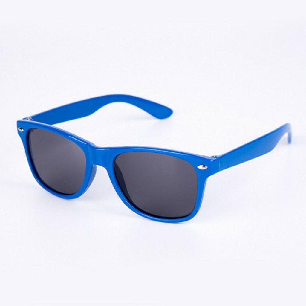 Blå Wayfarer solbriller til børn