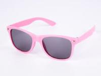Lyserød Wayfarer solbriller til børn