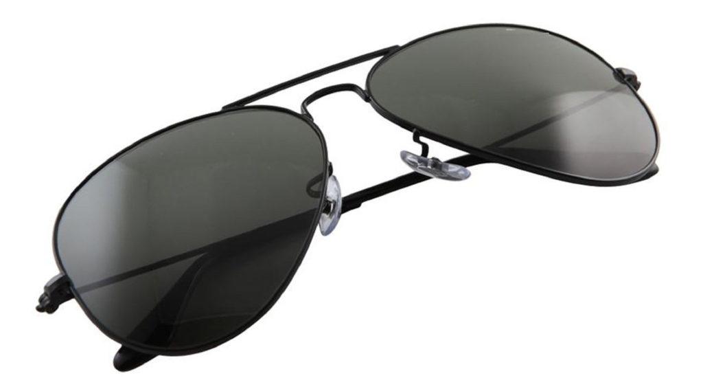 Pilot solbriller sort