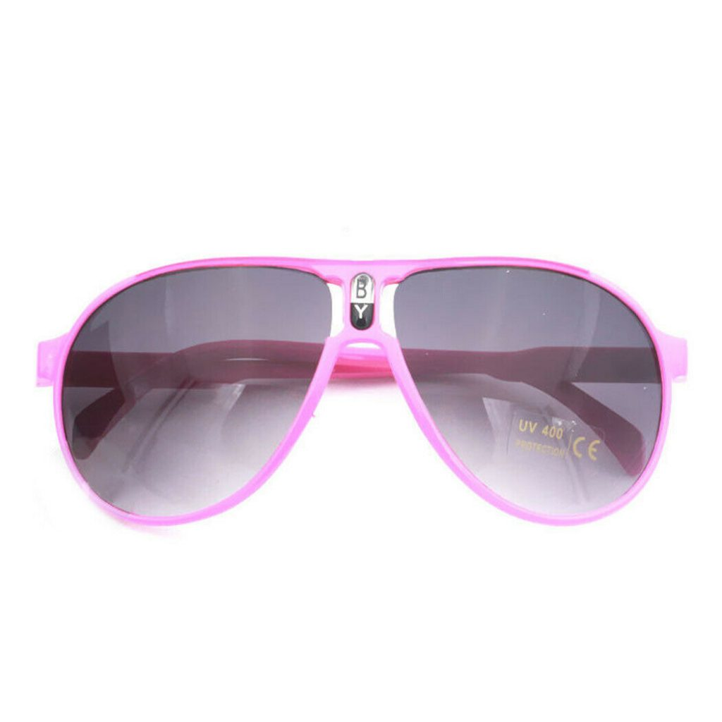 Pink børne solbriller