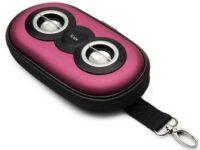 iluv proxl transportabel minihøjtaler pink