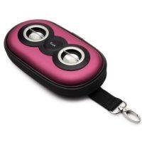 iLuv proXL transportabel minihøjtaler pink.
