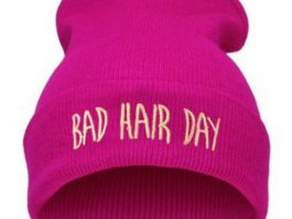 "Hue ""Bad hair day"""