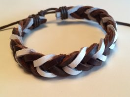 Waylor – læderarmbånd.