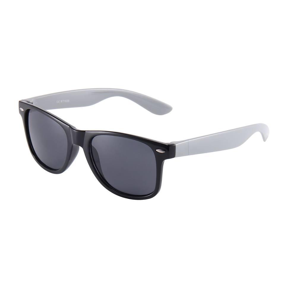 Sort Wayfarer solbrille