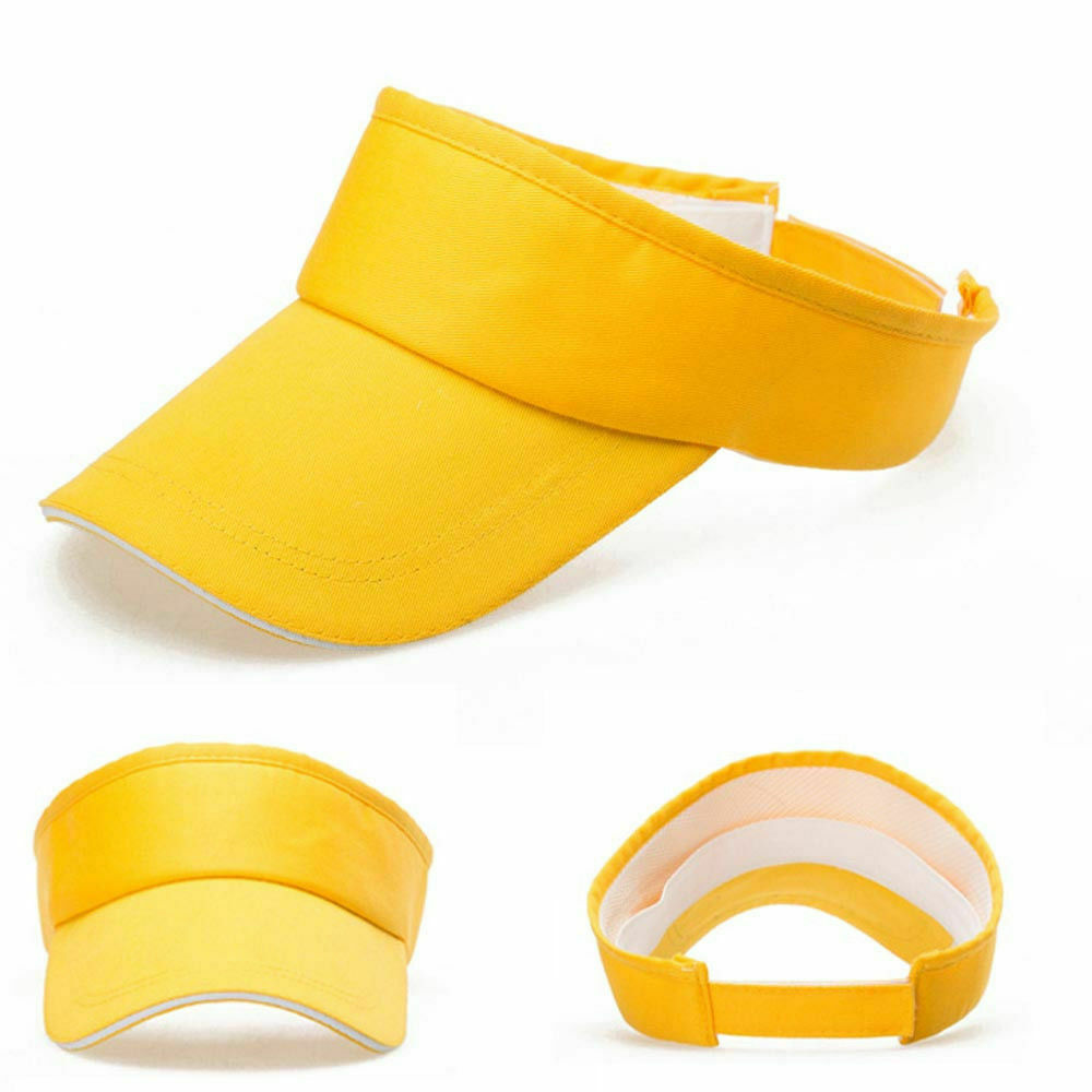 gul solskærm